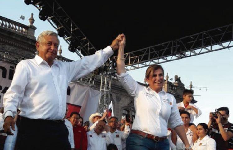 Prefiere Judith Díaz guardar silencio ante señalamientos del Bronco