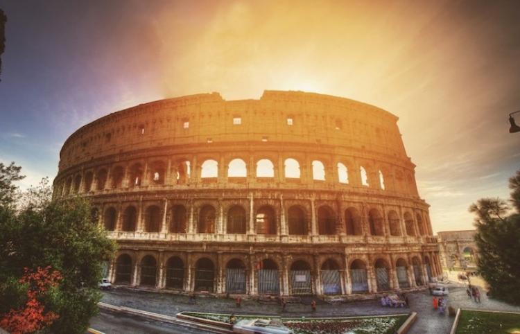 Diseñan nuevo recorrido por las ruinas de la antigua Roma