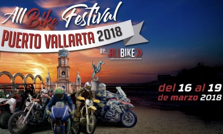 AllBike Festival Puerto Vallarta 2018 contará con más de 15mil aficionados