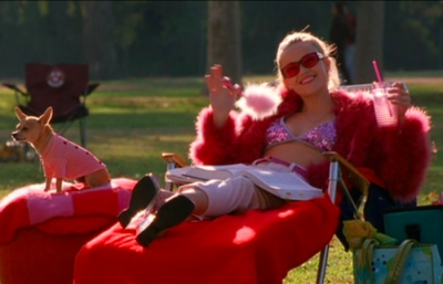 Reese Witherspoon confirma 'Legally Blonde 3' en bikini