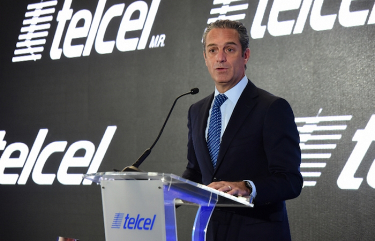 Telcel presenta red 4.5G Gigared