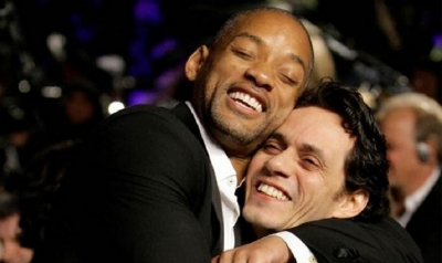 Will Smith 'vive la vida' a ritmo salsero de Marc Anthony
