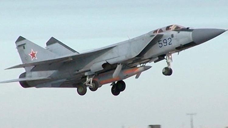 Rusia realiza una prueba exitosa de un misil hipersónico del sistema 'Kinzhal'