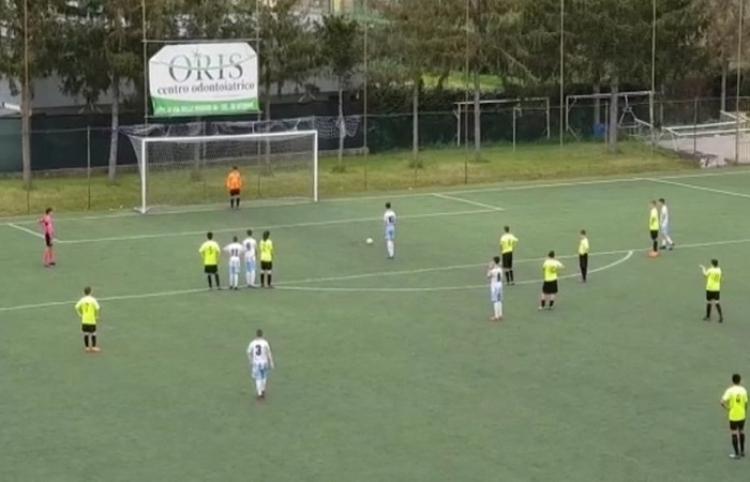 El conmovedor gesto en un partido de fútbol infantil que se volvió viral