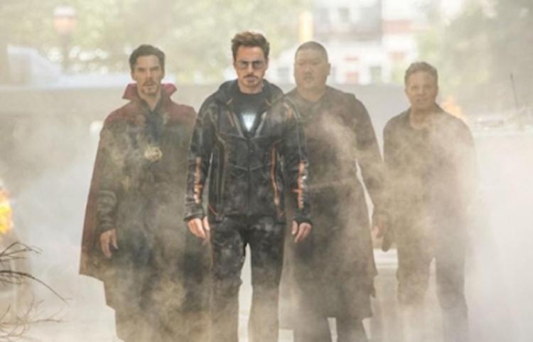 "Victoria Alonso califica a ""Avengers: infinity war"" como muy complicada"