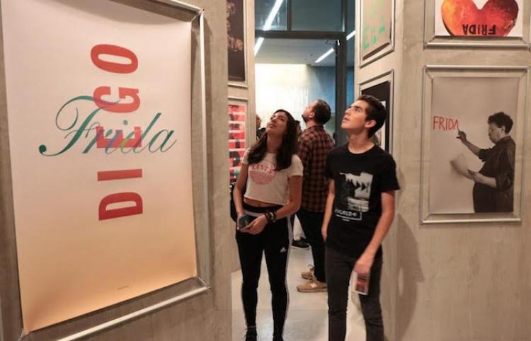 Se suma CRGS a homenaje internacional de Frida y Diego