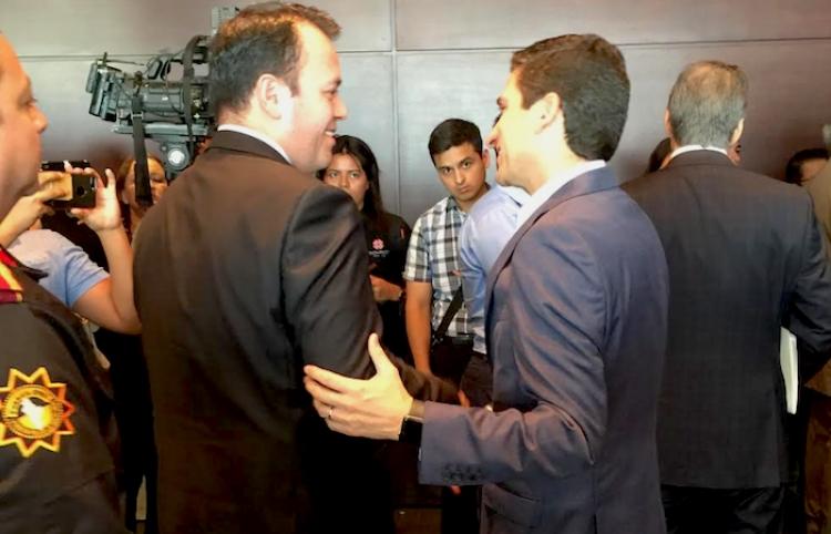 En su administración, Cantú trabajará fuertemente con Fuerza Civil y Policía Regia