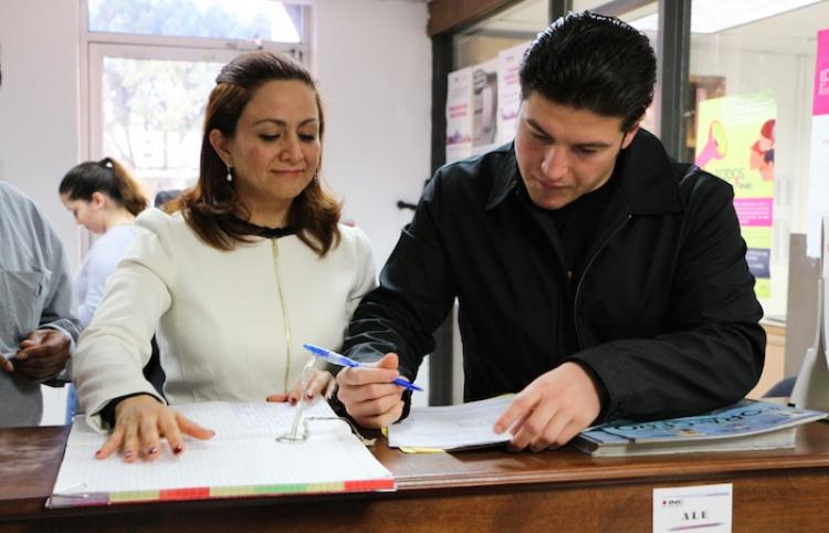 Samuel García se muestra a favor de decisión del INE; de no validar firmas presentadas por el Bronco