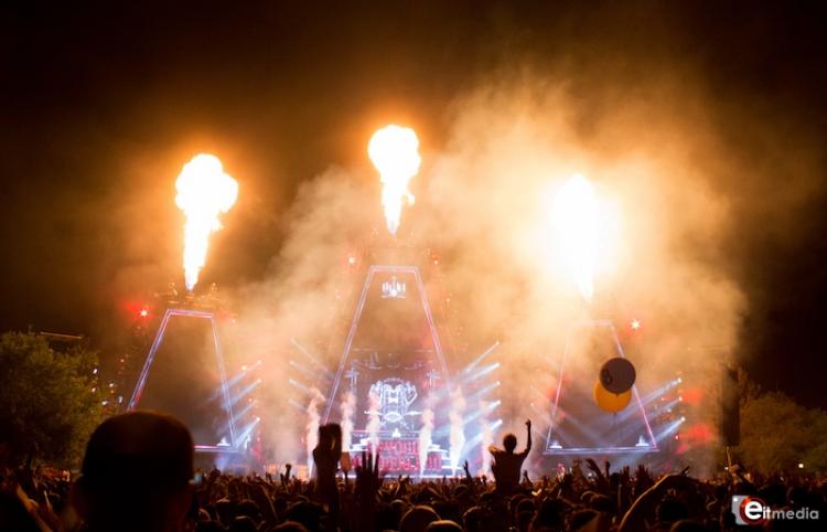 Beyond Wonderland MX, un verdadero paraíso de festival