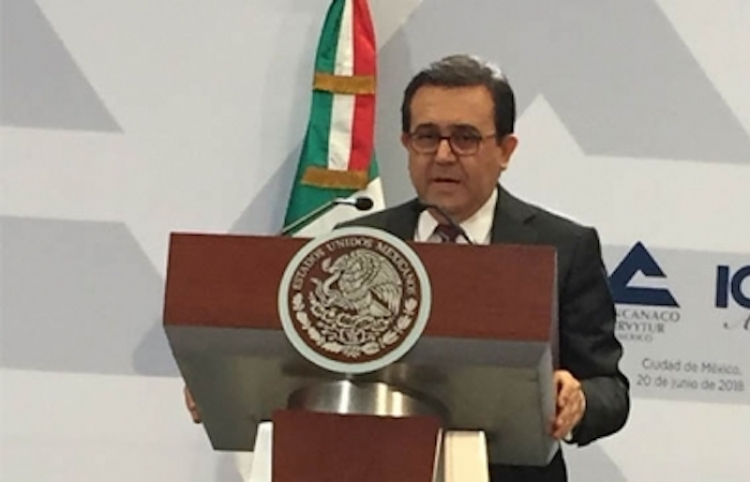 Guajardo destaca avances en negociación del TLCAN, pero persisten dudas