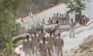 Capacitan sobre derechos humanos en Islas Marías