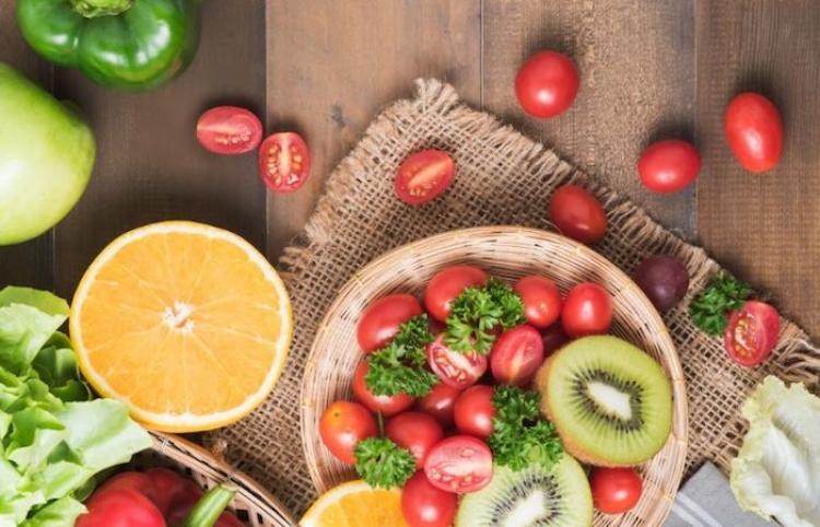 Auge de la alimentación vegana y la cosmética ecológica