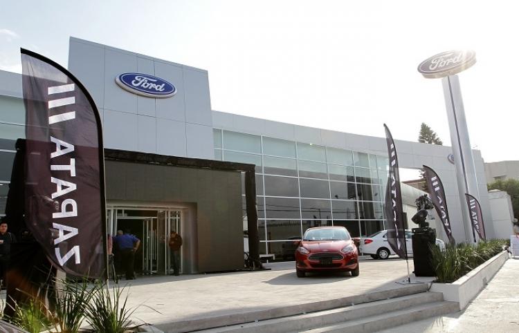 Distribuidores de Ford reconquistarán mercado mexicano