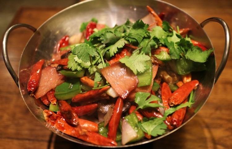 El chile: De la boca al cielo gastronómico