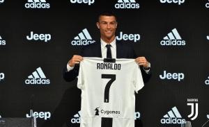 Cristiano Ronaldo promete dejar huella en el club italiano Juventus