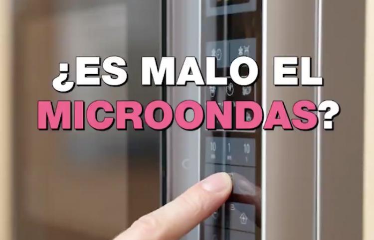 ¿Creéis que es malo usar mucho el microondas?