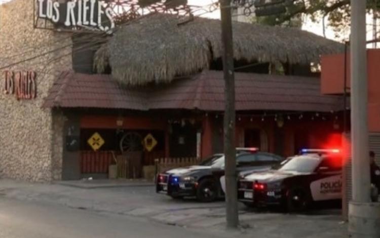 """Aseguran autoridades el bar """"Los Rieles"""""""