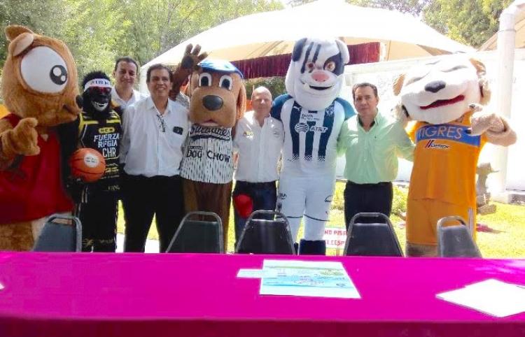 Presenta municipio de Monterrey actividades de verano