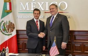 Nosotros definimos nuestra política migratoria, reitera Peña Nieto a EUA