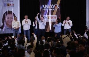 Ricardo Anaya propone un gobierno implacable ante la corrupción