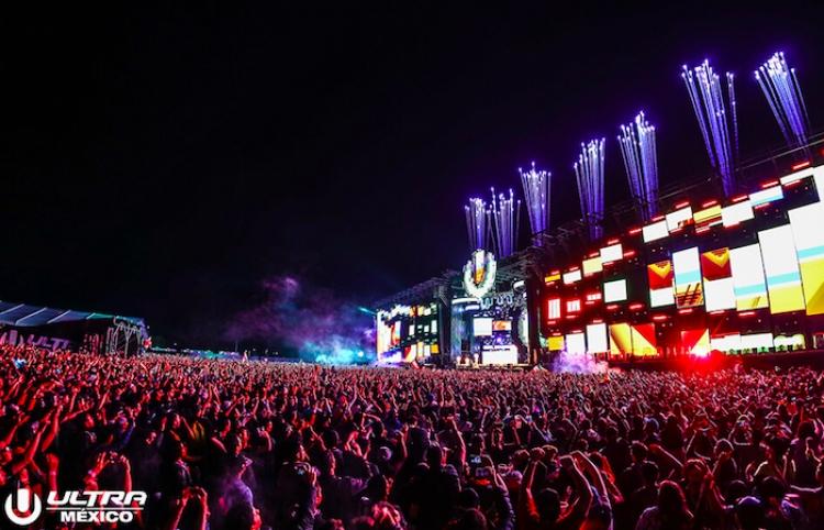 Ultra Music Festival México festejará en grande su segunda edición