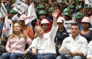 Propuestas de Meade garantizan la estabilidad económica sector obrero