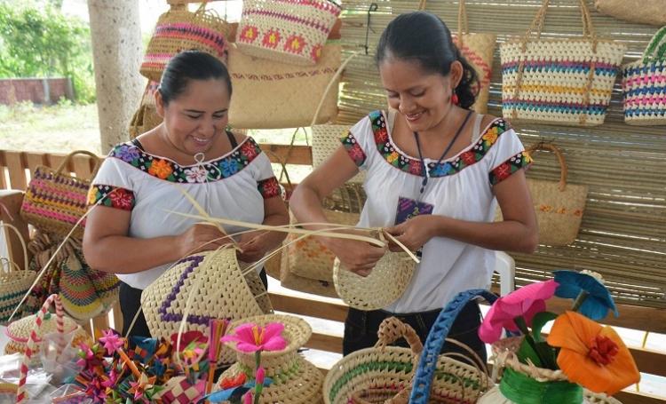 Inicia Festival Artesanal de la Palma y la Cañita en Tabasco