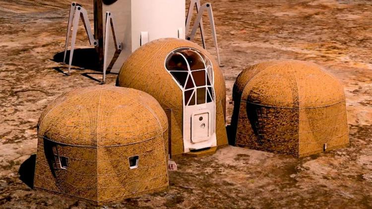 La NASA elige las 5 mejores 'casas' para Marte