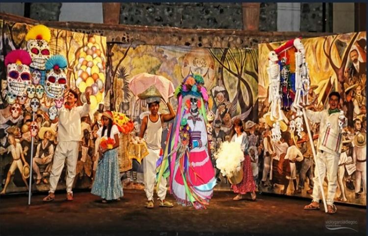 Zacatecas Invitado Especial en el 13º Festival de Tradiciones de Vida y Muerte de Xcaret