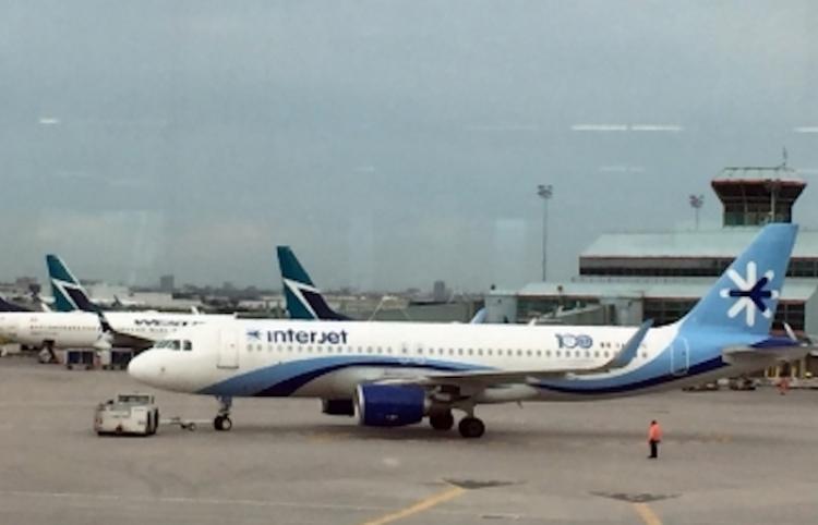 Aerolíneas Interjet y Lufthansa firman acuerdo
