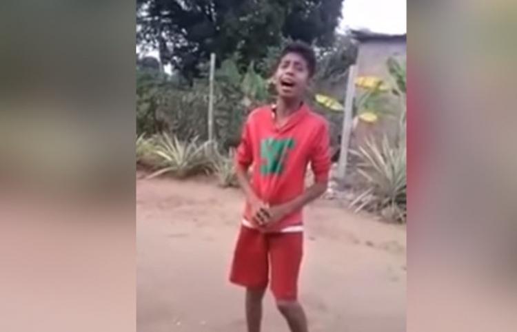 La increíble voz del niño venezolano que cautivó al reguetonero Nicky Jam