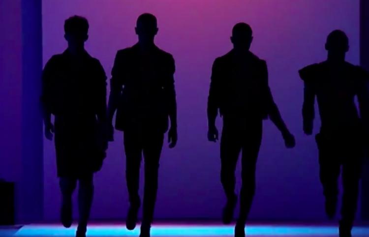 TALENTO: Chicos bailan en tacones