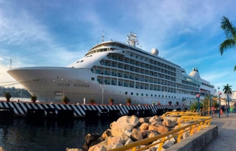 Industria de cruceros crecerá 5 por ciento este año ante un mejor panorama mundial