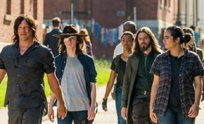 'The Walking Dead' confirma la gran muerte de la temporada 8
