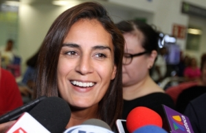 Sale primer contingente de atletas mexicanos rumbo a Barranquilla 2018