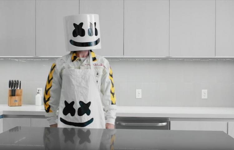 Cocinando con Marshmello: Así se hace una Limonada-Slushies (Feat. Slushii)