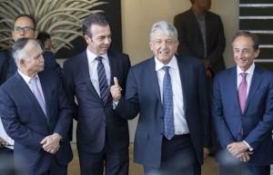 Empresarios invertirán y haremos de México una potencia: López Obrador