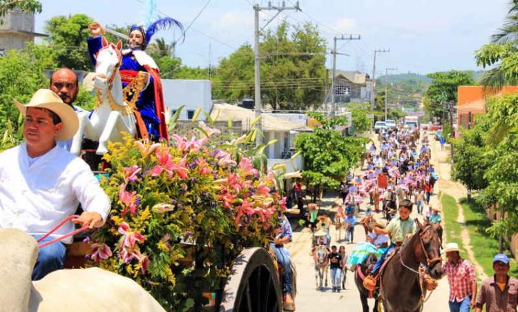 Oaxaca ofrece cultura y tradiciones en fiesta de Santiago Apóstol