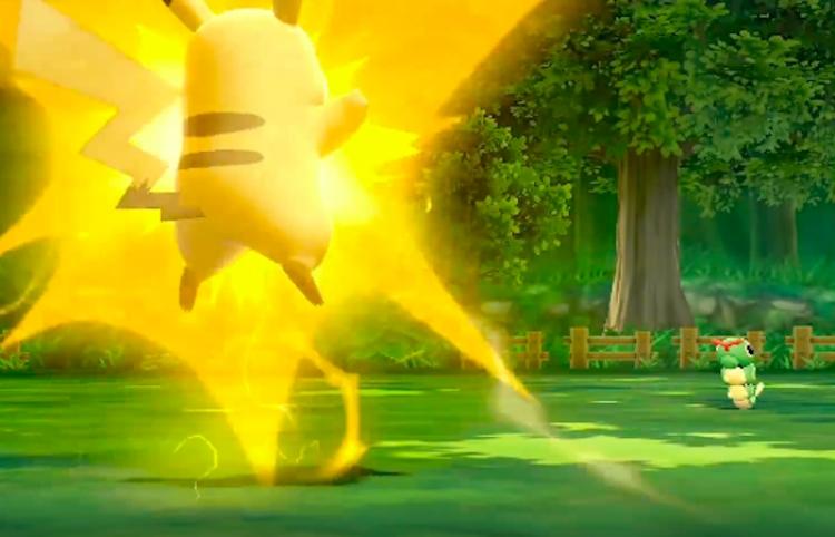 Nintendo publica un nuevo tráiler de Pokémon: Let's Go Pikachu y Let's Go Eevee cargado de novedades