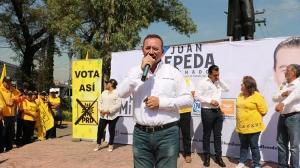 PRD debe analizar qué clase de oposición será Omar Ortega