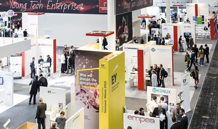Instituto del Emprendedor acompaña a startups en feria Hannover Messe