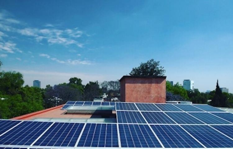 Alrededor de 70 mil hogares en México cuentan con energía solar