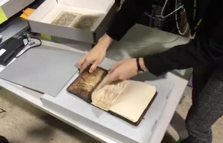 Recuperan un manuscrito médico de hace 1.500 años oculto en un texto religioso
