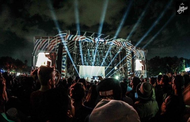 La zona VIP de Tecate Live Out 2018 es experiencia Plus