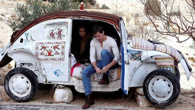 """Conozca este Volkswagen Escarabajo, """"el hotel más pequeño del mundo"""""""