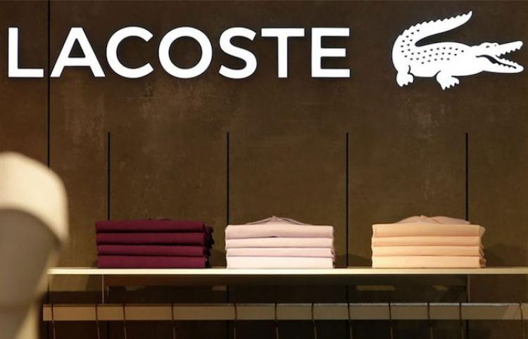 Los mexicanos en el Top 5 de consumo de Lacoste