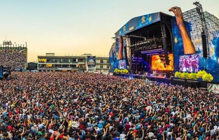 Vive Latino espera este año a más de 135 mil asistentes
