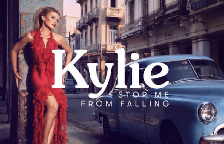 KYLIE aparece en el nuevo video del sencillo 'Stop Me From Falling'