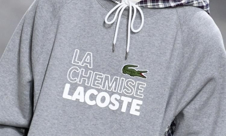 Lacoste cambia su cocodrilo por logotipos de especies en peligro de extinción