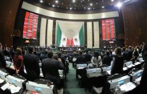 Lista Cámara de Diputados para dar credenciales a nuevos legisladores